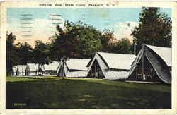 Officers Row State Camp