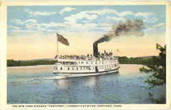 The New York Steamer Hartford