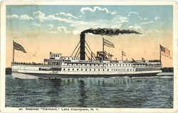 Steamer Vermont