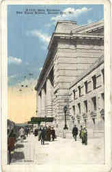 New Union Station Main Entrance Postcard