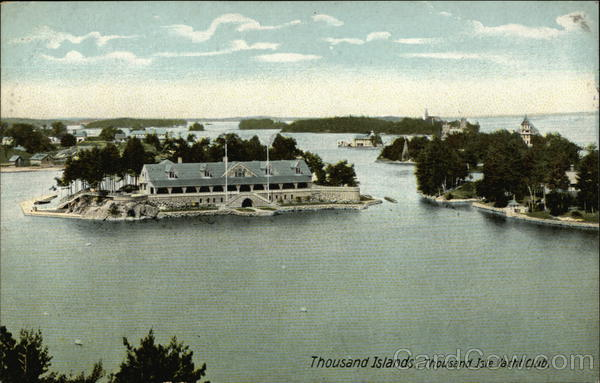 Thousand Islands Yacht Club New York