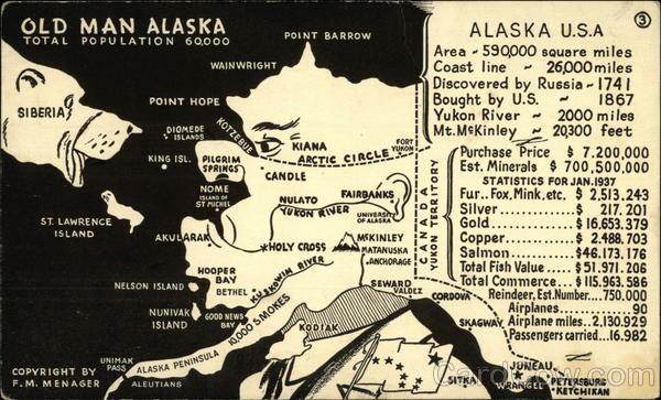 Old Man Alaska