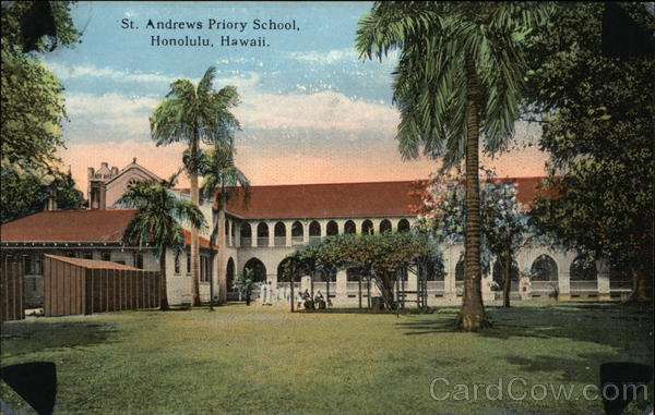 St. Andrews Priory School Honolulu Hawaii