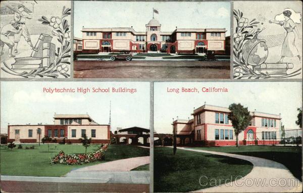 Polytechnic High School Long Beach Ca