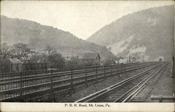 P. R. R. Road