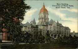 Main Building, University of Notre Dame