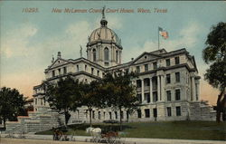New McLennan County Court House