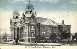 M. E. Church, South