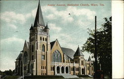 Austin Avenue, Methodist Church