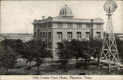 Hale County Court House