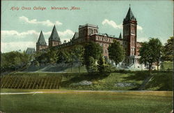 Holy Cross College Postcard