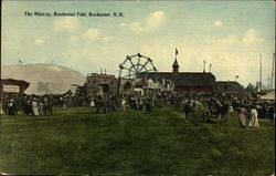The Midway, Rochester Fair