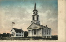 Universalist Church and High School