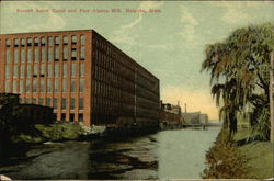 Second Level Canal and Farr Alpaca Mill