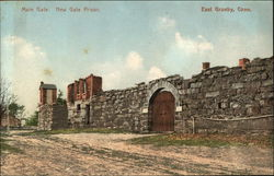Main Gate, New Gate Prison