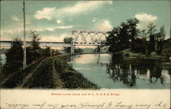 Windsor Locks Canal and N.Y., N.H.R.R. Bridge