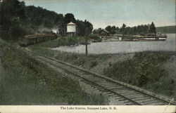 The Lake Station