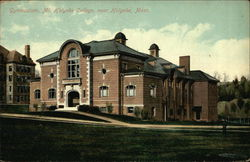 Mt. Holyoke College - Gymnasium
