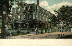 Crescent House and Grounds