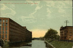 Lyman Mill and Second Level Canal