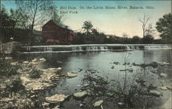 Mill Dam on the Little Miami River