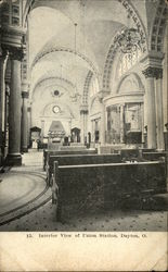Interior View of Union Station