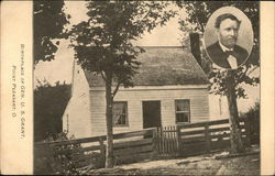Birthplace of Gen. U. S. Grant