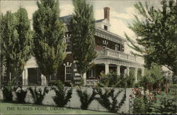 The Nurses Home, Oakes Home