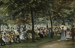 Picnic Grounds, Elitch Gardens