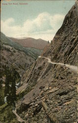 Ouray Toll Road