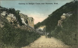 Gateway to Bridger Canon