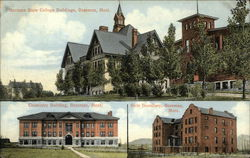 Montana State College Buildings