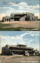 University of New Mexico - Dwataka Boys' Dormitory & Hokona Girls' Dormitory