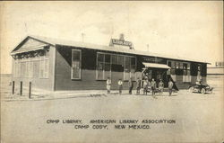Camp Cody Library, American Library Association
