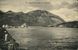 The upper Crossing at Carcross