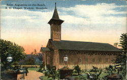 Saint Sugustine-on-the-Beach, R. C. Chapel, Waikiki, Honolulu