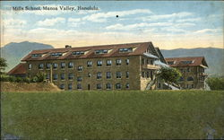 Mills School, Manoa Valley