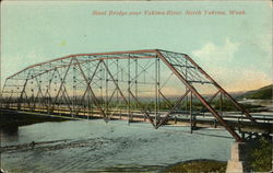 Steel Bridge over Yakima River