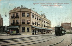 Spokane Electric Terminal, Inland Empire System