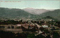 General View, Ashland, Oregon