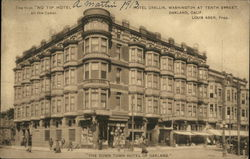 Hotel Crellin, Washington at Tenth Street