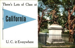 Statue - University of California
