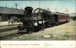 Lake Tahoe Train