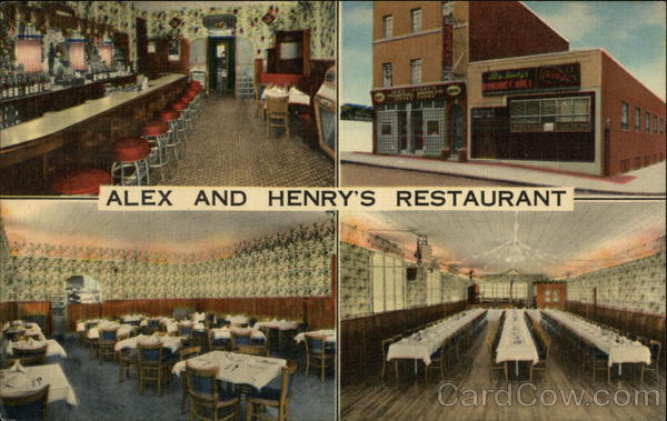 Alex & Henry's Restaurant New York