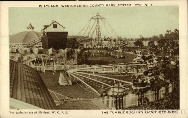 Playland, Westchester County Park System Rye New York