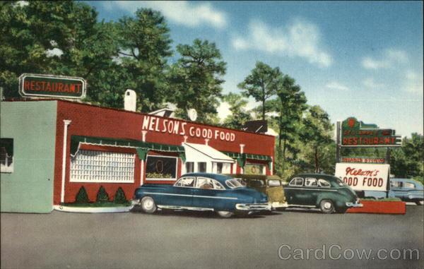 Nelson's Good Food Selma North Carolina