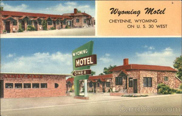 Wyoming Motel Cheyenne