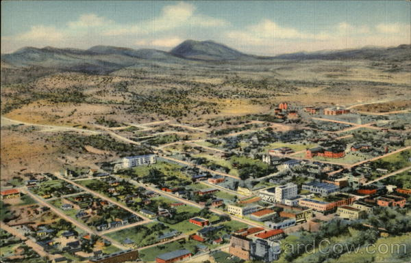 Pictures of silver city new mexico