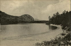 Scenic View of Echo Lake