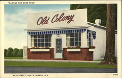 Old Colony Restaurant - Main Street